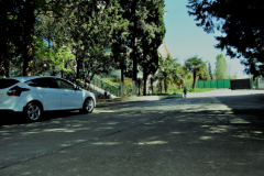 Территория и парковка
