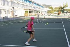 панс. Эдем. Теннисный корт