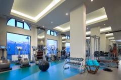 Горки Панорама тренажерный зал