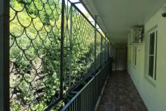 Общий балкон