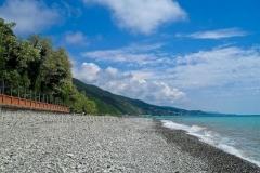 Пляжная полоса в Аше