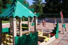 Орбита детская площадка