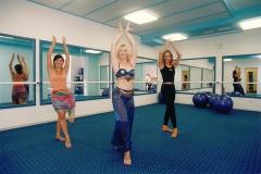 танец живота - спортивная анимация