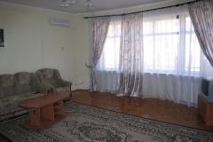 гостиная в 2-х комнатном люксе