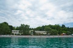 Пляж сан. Лазаревское