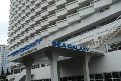 18 эт здание отеля Sea Galaxy