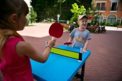 Спортивная детская анимация