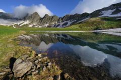 Mountail lake