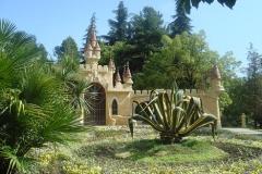 Вечнозеленый парк сан.Заполярье